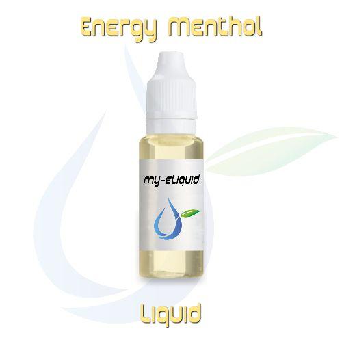 Energy Menthol Liquid | My-eLiquid E-Zigaretten Shop | München Sendling