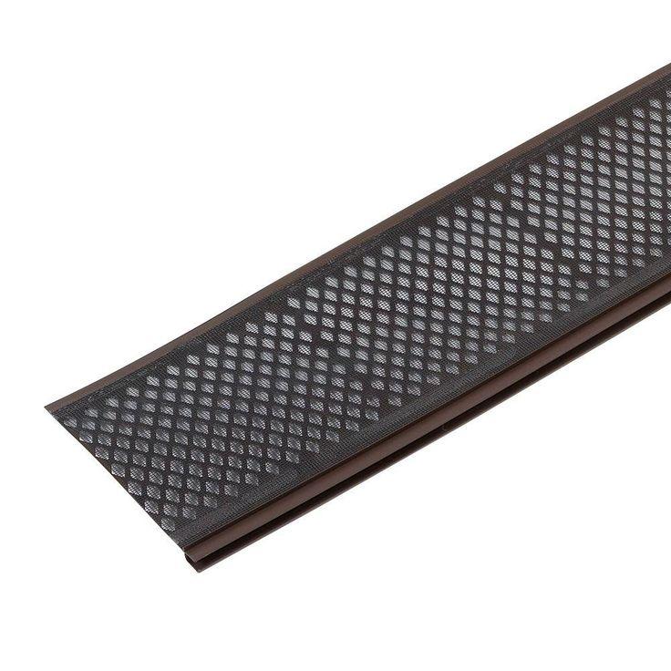 Snap-In Filter Brown Gutter Guard