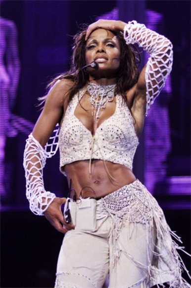 Janet Jackson. Probably my fav of all time. Amazing artist..even if you are not a fan she is so worth seeing in concert..puts on such a show!!!!