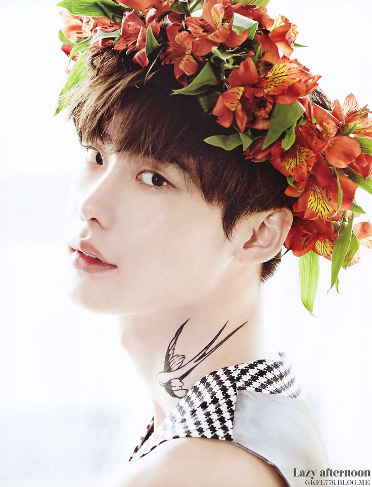 Lee Jong Suk - Ceci Magazine May Issue '14