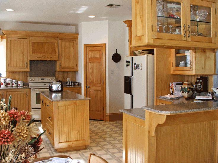 Kitchen Ideas Maple Cabinets 14 best kitchens images on pinterest | oak kitchens, dream