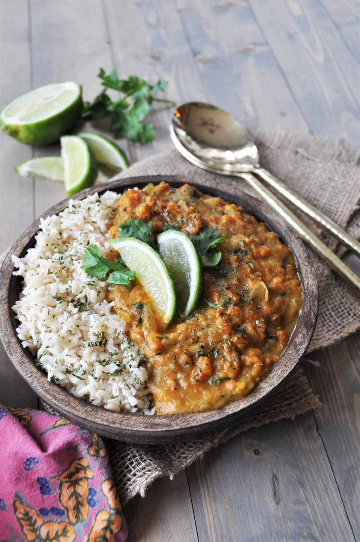 This sweet potato coconut curry from Blissful Basil is so earthy, savory, simple to make, and delicious. Check out my book to learn more.