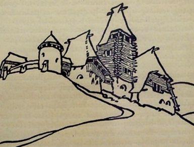 Kós Károly kiállítás az általa tervezett épületben