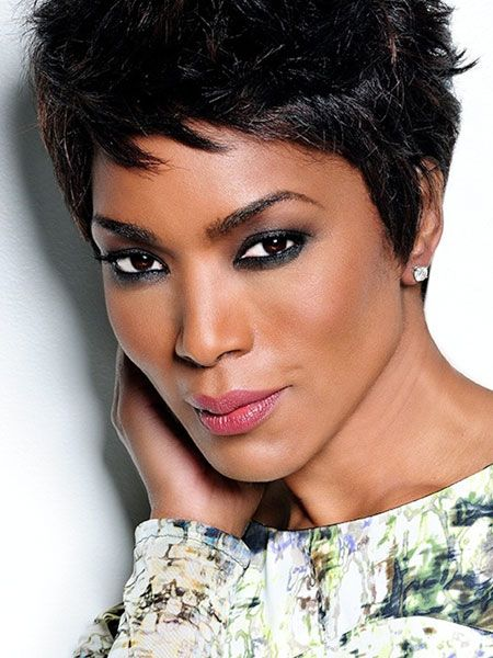 Angela Bassett (American Horror Story: Coven), 2014 Primetime Emmy Nominee for Outstanding Supporting Actress in a Miniseries or a Movie
