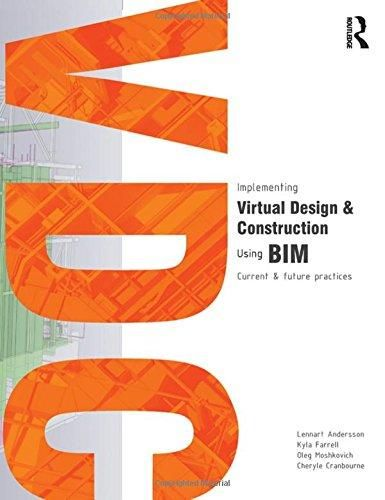 9781138019942: Virtual Building Design and Construction: The current and future…