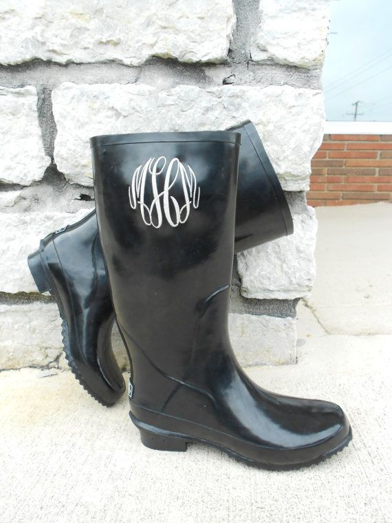 best 25  monogram boots ideas on pinterest