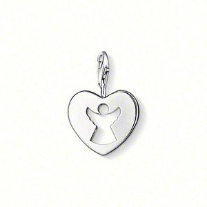 Thomas Sabo Charm Club Silver Guardian Angel Charm