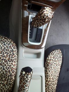 Image result for car accessories cheetah print car mats