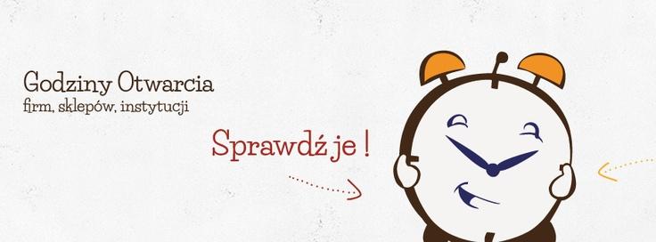 Nowy wygląd Godziny Otwarcia!:) Cover photo na Facebook'a