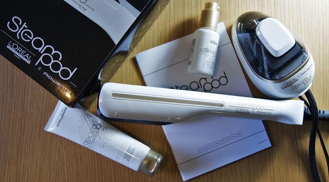 L'OREAL PROFESSIONNEL STEAMPOD HAIR STRAIGHTENERS