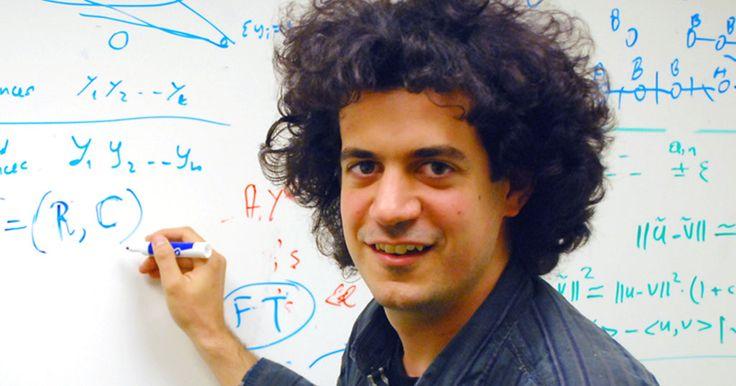 Κωνσταντίνος Δασκαλάκης: Ο Έλληνας Αϊνστάιν που μας κάνει  περήφανους στο εξωτερικό!