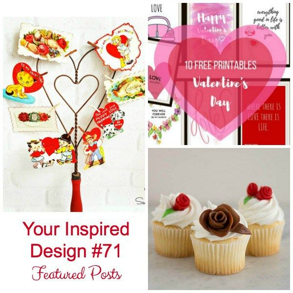 Your Inspired Design Link Party #71