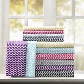 Found it at Wayfair - Chevron Sheet Set