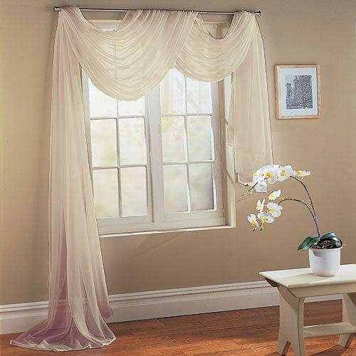 die besten 25 gardinen n hen ideen auf pinterest selbstgemachte vorh nge einfache vorh nge. Black Bedroom Furniture Sets. Home Design Ideas