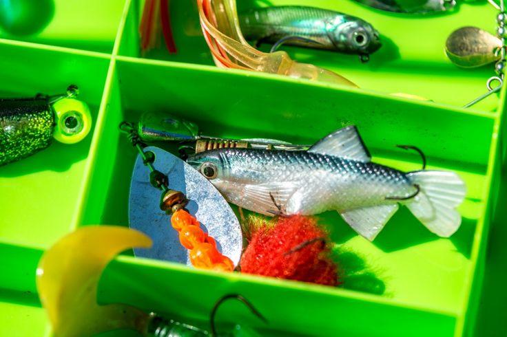 Leurres pour la pêche