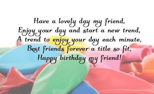 Birthday Quote For College Friend : Best birthday quotes for friends ideas on