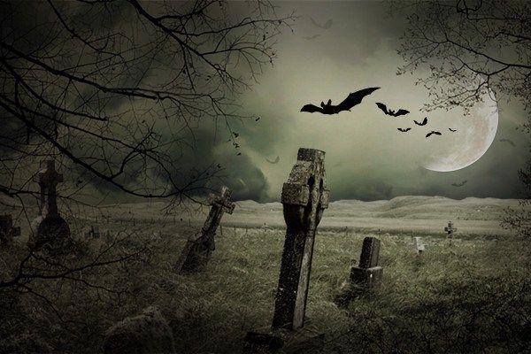 Make a photo into a scary scene with PicMonkey's Halloween effects