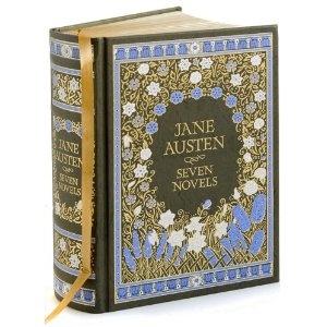 Jane Austen complete works