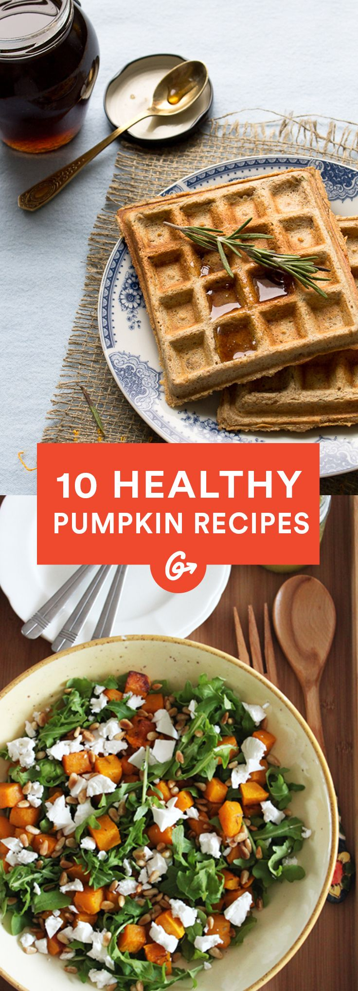 Pump Up the Pumpkin #healthy #pumpkin #recipes http://greatist.com/health/best-healthy-pumpkin-recipes-102113