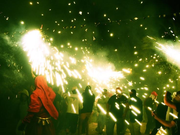 #Kinfunfa #dimonis en la #nitdesantjoan