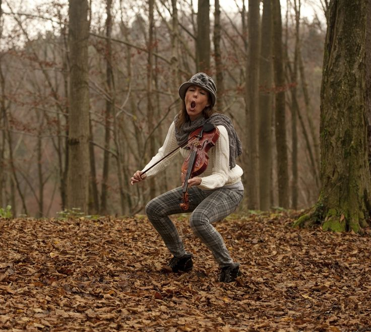 No time for dancing in the woods? Then it's time to let something go from your calendar!