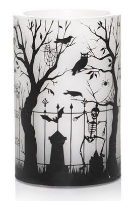 Yankee Candle Halloween Owl Candle Holders And Votives