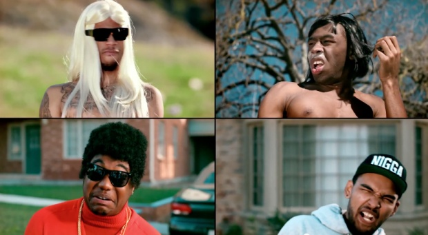 """Odd Future now drops the video for the single """"Rella"""", from their upcoming project OF Tape Vol. 2. The video, which is directed by Tyler the Creator, is truly a creative piece, and continues down the same absurdly humorous lane that Odd Future has been known for. The tape is set to drop on March 20th, and will be featuring the whole OFWKTA."""