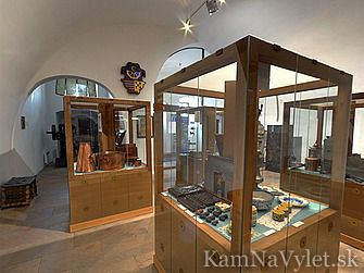 Museum of Coins and Medals in Kremnica