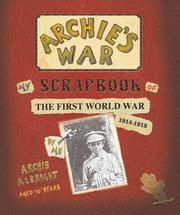 Cover of: Archie's War by Marcia Williams
