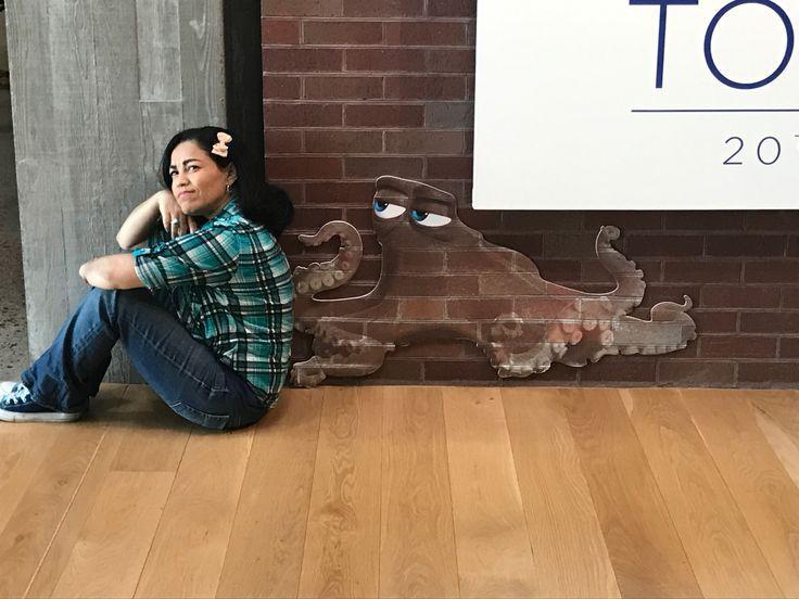 A Storyteller's Dream Come True: Touring PIXAR Studios | #Cars3Event★ Elayna Fernandez ~ The Positive MOM ♥️