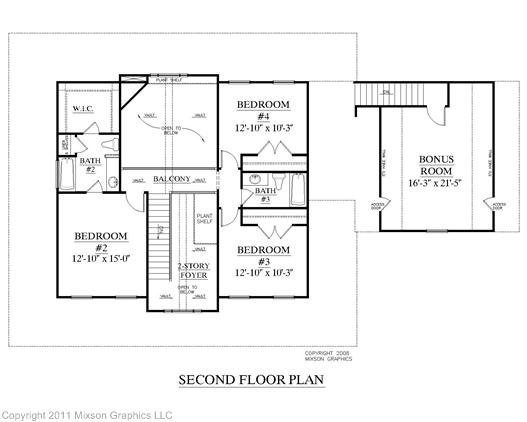 164 Best Two-Story House Plans Images On Pinterest