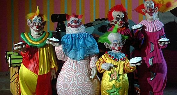 Killer Klowns from Outer Space TV Series to be Both a Sequel and Remake - http://www.goldenstatehaunts.org/2016/03/21/killer-klowns-from-outer-space-tv-series-to-be-both-a-sequel-and-remake/