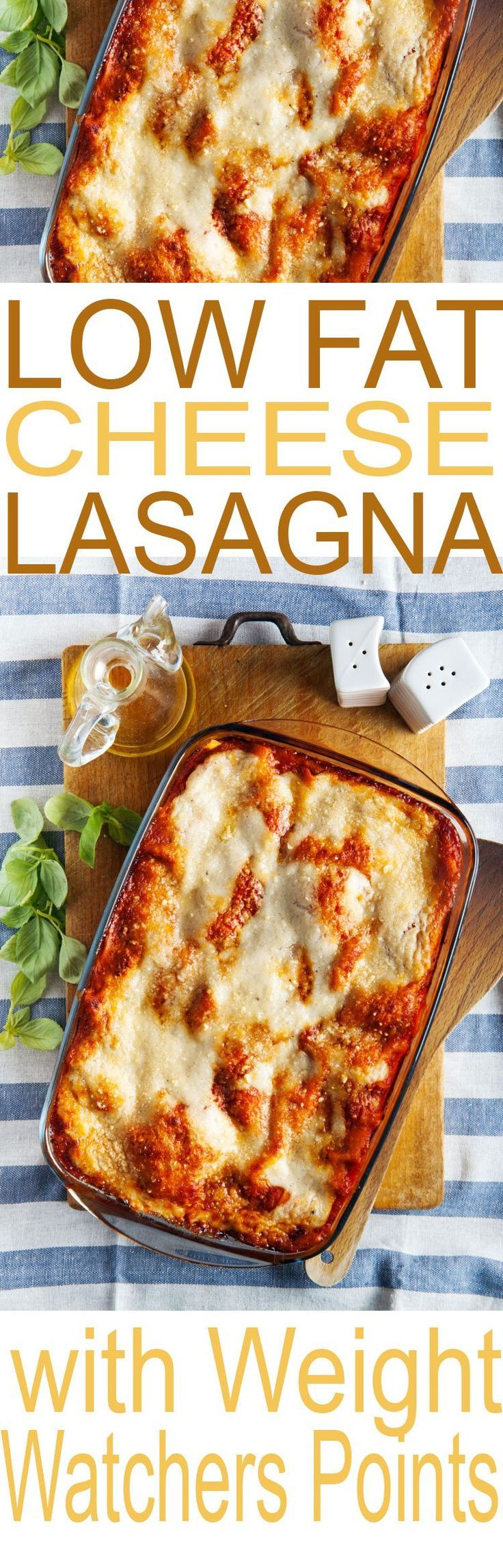 Blue apron weight watchers points - This Is A Weight Watchers Easy Cheese Lasagna At Just 6 Points Per Serving