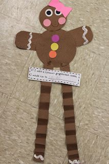 I love teaching using The Gingerbread Man!  I always do it in December and it's one of my favorite units.  I love all the different versions...