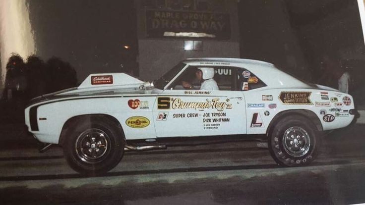 ENCORE – THE EARLY DAYS OF 500-INCH PRO STOCK | Racers ...