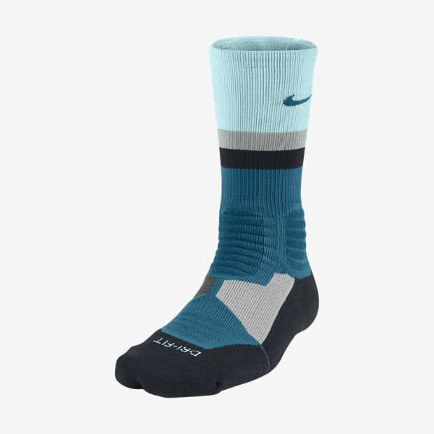 Nike Hyperelite Fanatical Crew Basketball Socks
