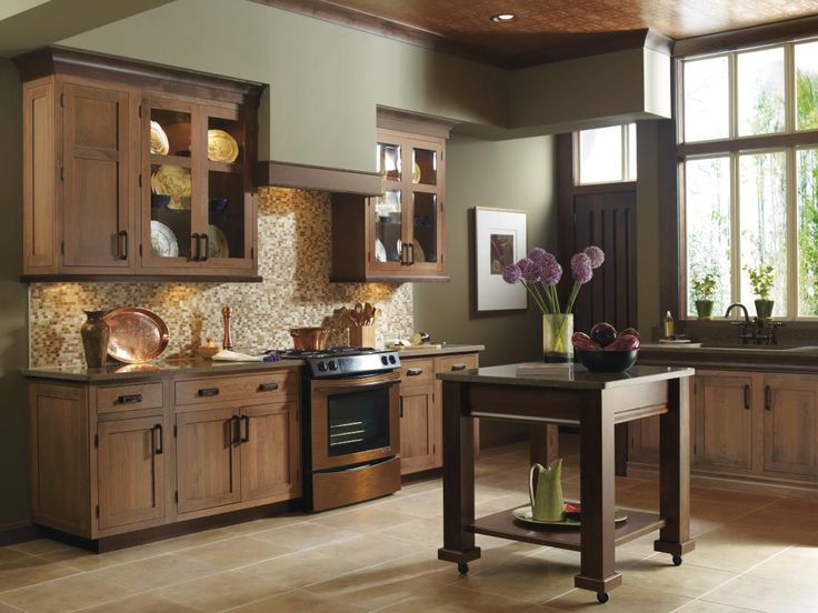 Decora Rivington Kitchen Cabinets   Traditional   Kitchen   Other Metro   MasterBrand  Cabinets, Inc.
