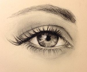 #Eye #Drawing practicing eyes