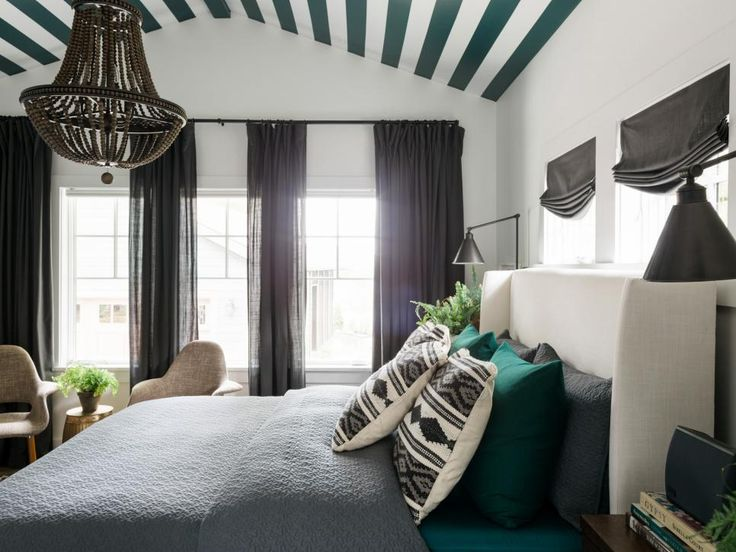 Guest Bedroom Pictures From HGTV Urban Oasis 2016 >> http://www.hgtv.com/design/hgtv-urban-oasis/2016/guest-bedroom-pictures-from-hgtv-urban-oasis-2016-pictures?soc=pinterest