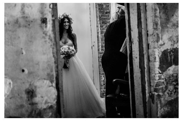 Kate Voegele Hughes: Wedding