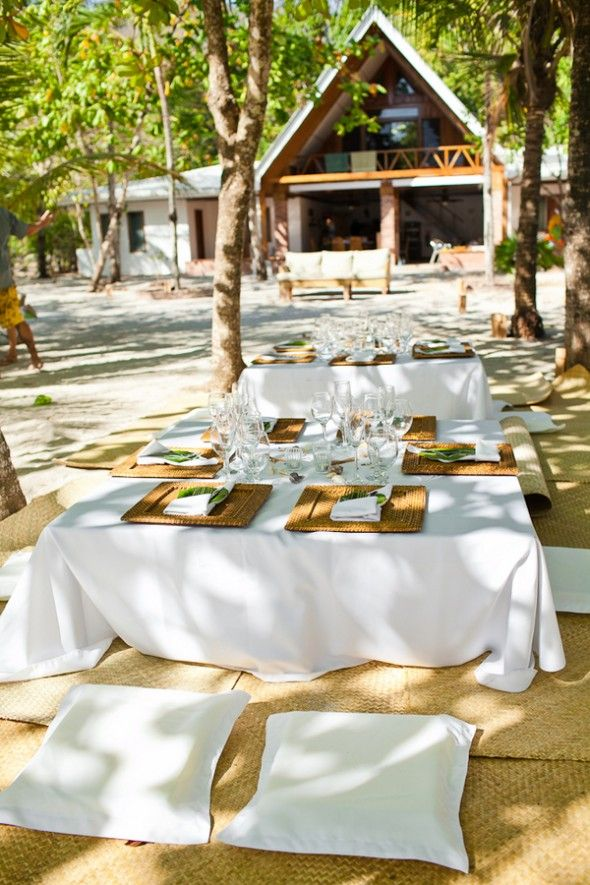 Rustic Beach Wedding In Costa Rica