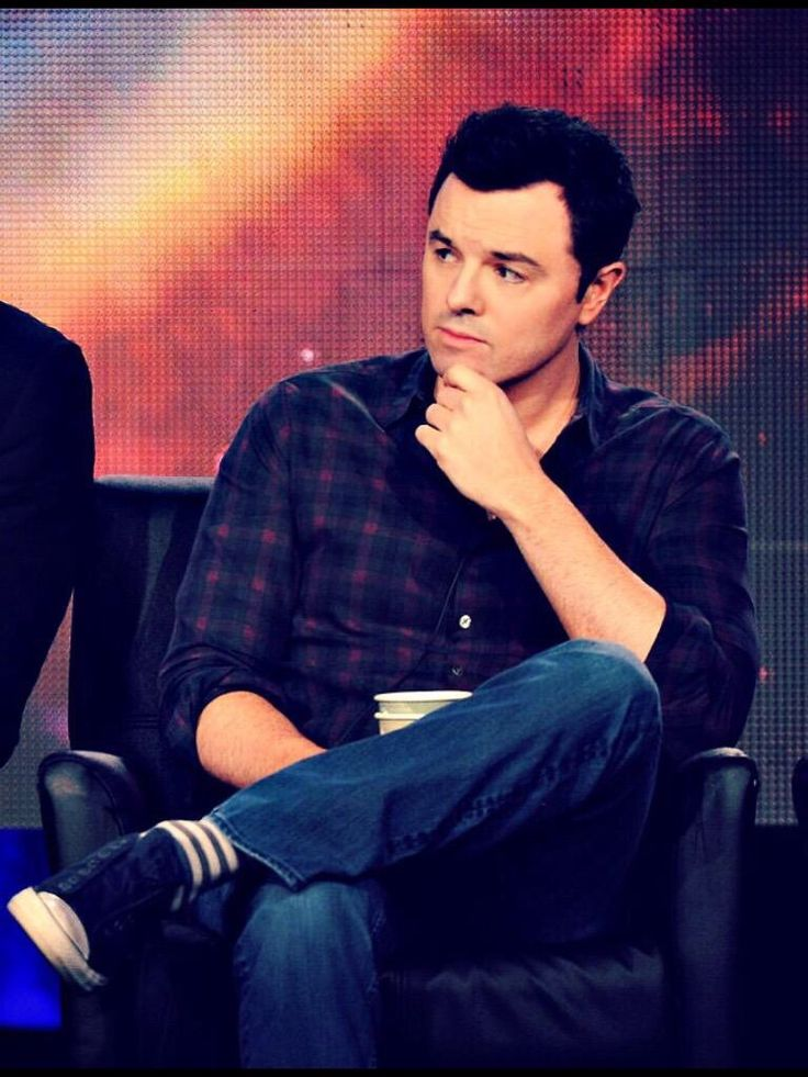 474 best Seth MacFarlane images on Pinterest | Seth ...