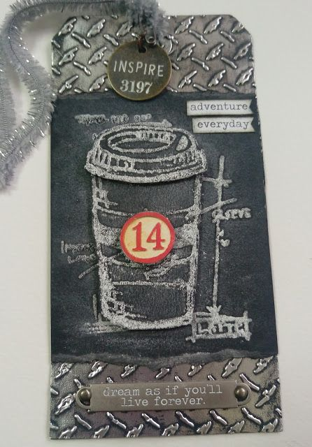 "I added ""Happy Life Crafts: January 2016 Tim Holtz Tag Chal"" to an #inlinkz linkup!http://yjr9168.blogspot.com/2016/01/january-2016-tim-holtz-tag-challenge.html"