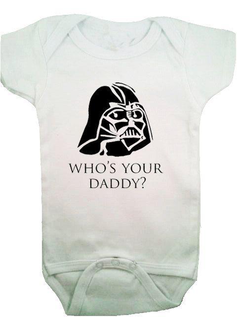 clothesDarth Vader, Baby Shower Gift, Baby Onesies, Star Wars Baby, Baby Boys, Future Baby, Baby Clothing, Stars Wars Baby, Starwars