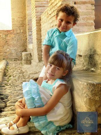 """Aaron y Carmen """"Una tarde de verano en su pueblo"""" :: Victoria Photography"""