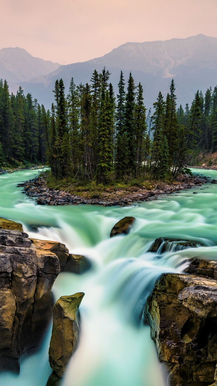 720x1280 Green Forest Water Flow Waterfall Nature Wallpaper Thanksgiving Games For Adults Thanksgiving Games For Kids Thanksgiving Games