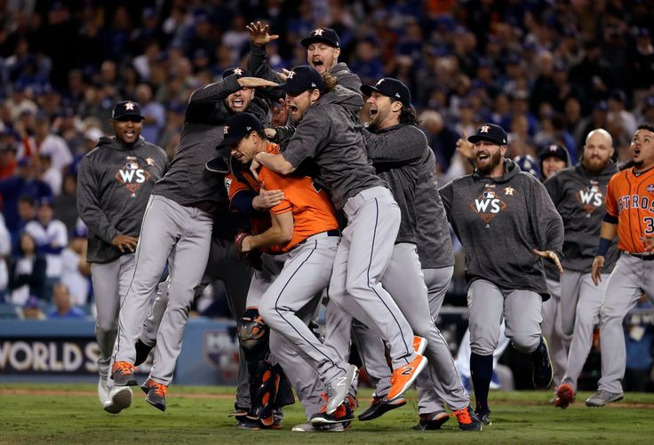 World Series 2017: Astros Can Finally Call Themselves Champs