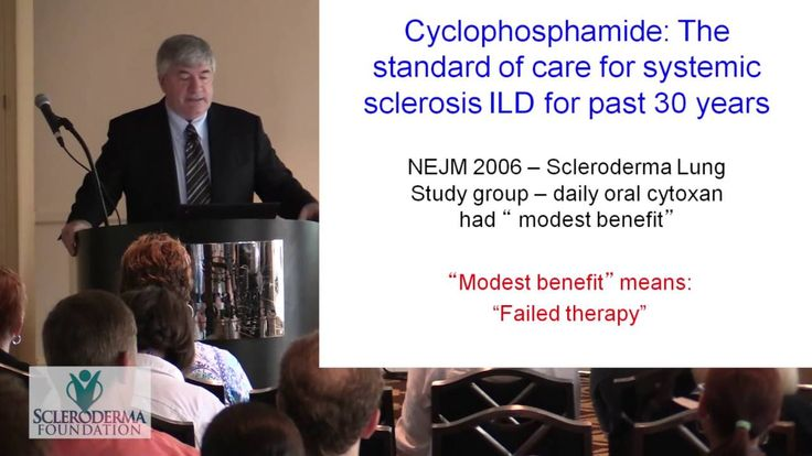 2016 - New Orleans - Hematopoietic Stem Cell Transplantation for Sclerod...
