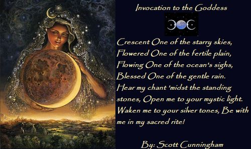 Beautiful Invocation I have used this for years !!