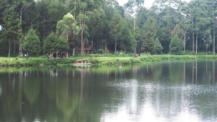 Ini dia Situ Cisanti, Situ yang merupakan Hulu dari sungai Citarum. Simak infonya